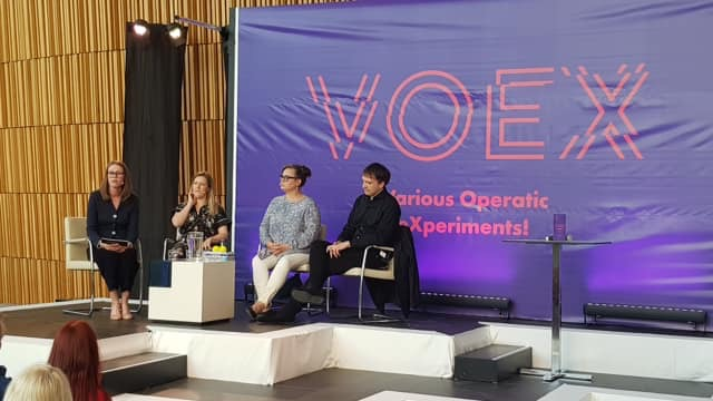 Voice in Motion på VOeX 2019